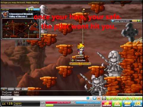 MapleStory CWKPQ Jump guide Part 2