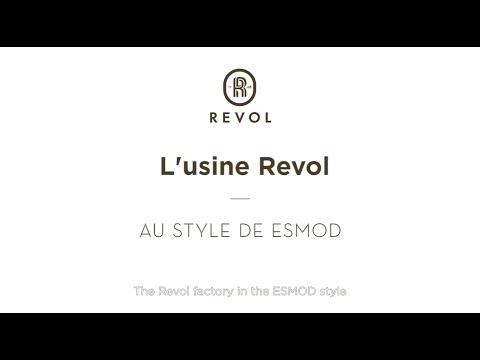 """REVOL a le style ESMOD"" présente ses 6 finalistes - Sara"