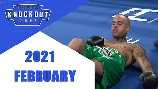 Boxing Knockouts | February 2021