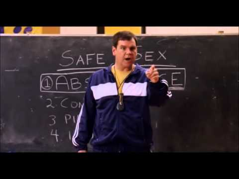 """Mean Girls - Coach Carr """"Don't Have Sex"""""""