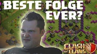 [facecam] BESTE FOLGE EVER! || CLASH OF CLANS || Let's Play CoC [Deutsch/German HD]