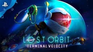 Lost Orbit: Terminal Velocity | Release Trailer | PS4
