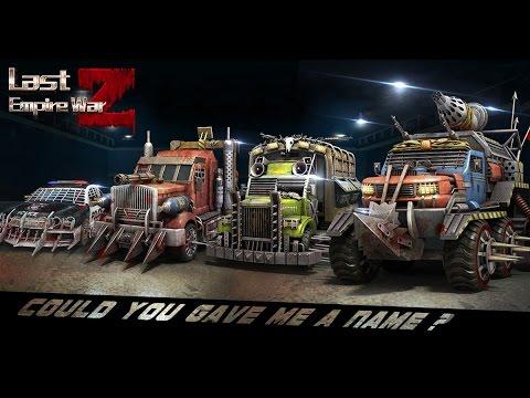 Last Empire-War Z—Move、defense And Attack