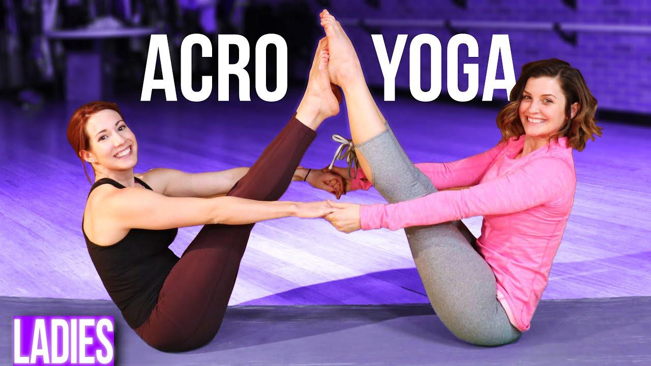 Acro Yoga Challenge Impossible Poses Youtube