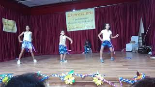 Dance performance by kids | Ishaan Music college