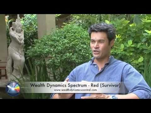 Wealth Dynamics Spectrum - Red (Survivor)