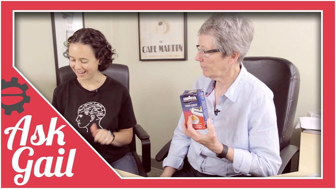 Ask Gail: How Long Does Vacuum Packed Coffee Last? - YouTube