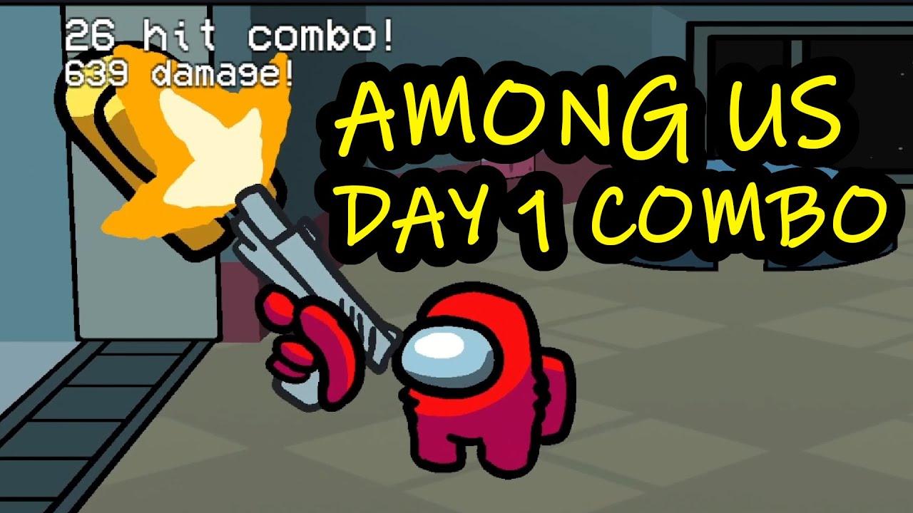 Among Us Arena Day 1 Combo
