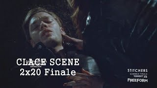 Shadowhunters 2x20  Clary Cries as Jace Dies Jace Says  I love you Clace Season 2 Episode 20 Finale