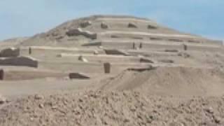 Cahuachi Pyramids - Nazca