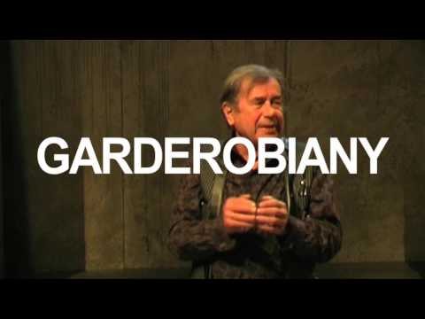 GARDEROBIANY  Ronalda Harwooda, reż. Adam Sajnuk, TEATR NARODOWY