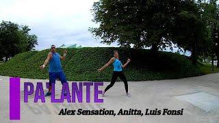 """PA' LANTE""Alex Sensation, Anitta y Luis Fonsi - DANZANNA BIHOTZA DANCE COREOGRAFIAS ZUMBA"