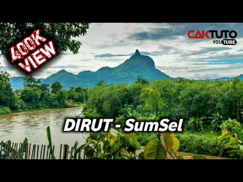 """[MUSIC] - Lagu Daerah """"DIRUT"""" Lahat - Sumatera Selatan L The Best Indonesian Folk Song"""