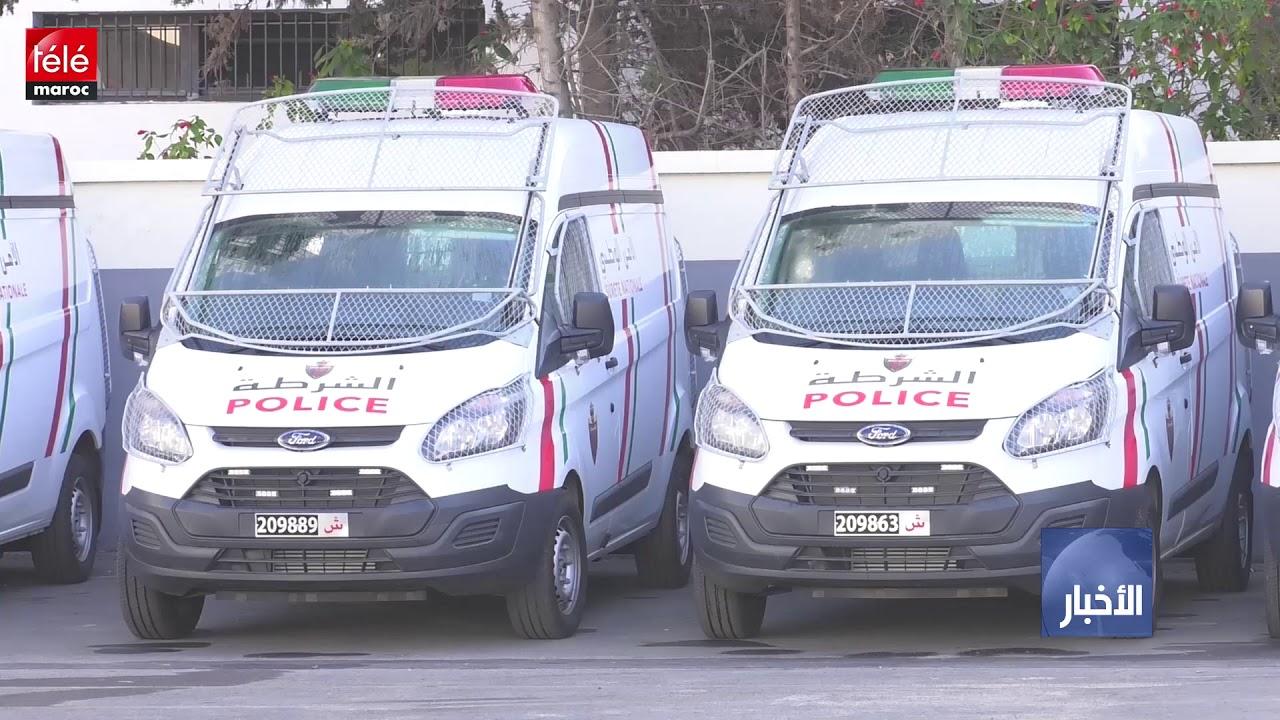 f655fa3b0 موظفو الأمن أمام غرامات مالية وعقوبات إدارية بسبب مخالفات السير - تيلي ماروك