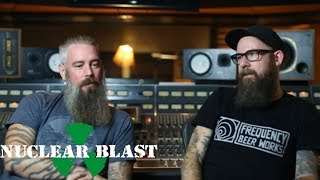 IN FLAMES - Making Of 'I, The Mask' (OFFICIAL TRAILER #1)