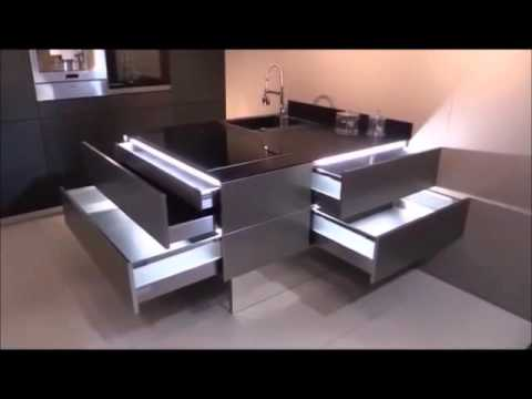 cuisine clairage int rieur et ext rieur des meubles youtube. Black Bedroom Furniture Sets. Home Design Ideas