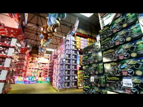 Walmart Apertura De Juguetilandia Payaso Mekatito