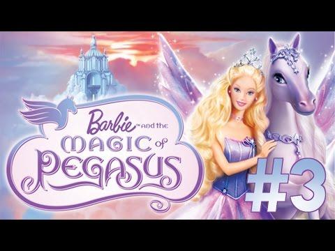 """""""The return!"""" - Barbie and the Magic of the Pegasus #3 w/ El Scizor"""