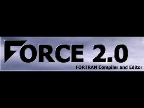 force 2.0 fortran