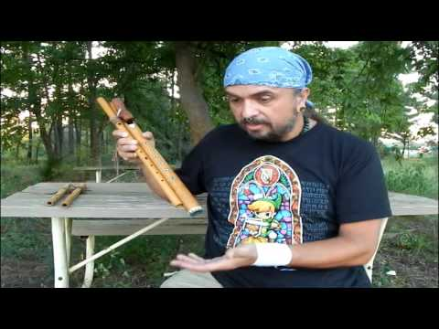 Demystifying the traditional Native American 6 hole flute