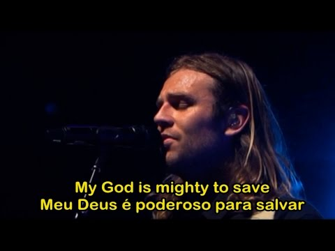Mighty To Save Legendado  Hillsong