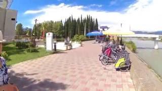 Набережная Мзымты  Адлер Сочи 2016(Видео-зарисовка на тему красивой набережной в Адлере Сочи., 2016-07-08T18:48:02.000Z)