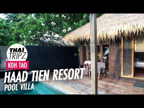 Haad Tien Resort, Pool Villa - Koh Tao, Thailand