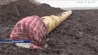 Война на Донбассе: будет ли газ в Авдеевке на Новый год