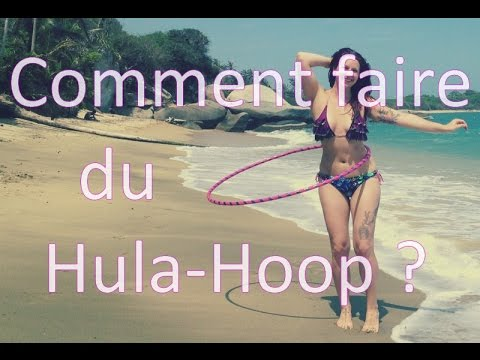 comment faire du hula hoop la taille youtube. Black Bedroom Furniture Sets. Home Design Ideas