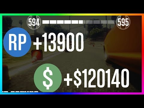 How To Make MILLIONS Easy EVERY DAY in GTA 5 Online   NEW Best Unlimited Money & RP Guide/Method