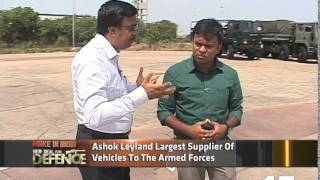 Make In India - Ashok Leyland - Backbone to Indian Military Logistics Part 2