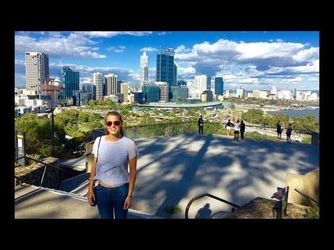 THE START OF AUSTRALIA! - Perth Travel Vlog
