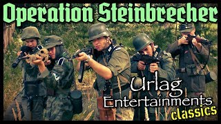 """""""Operation Steinbrecher"""" ( Urlag Entertainments classics ) war movie, Kriegsfilm"""