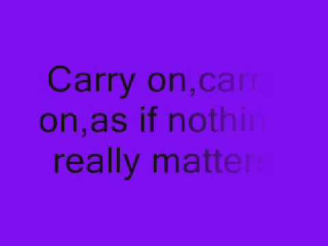 Queen - Mama with lyrics