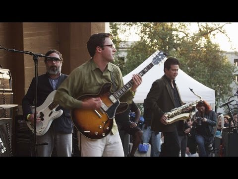 Nick Waterhouse at Make Music Pasadena