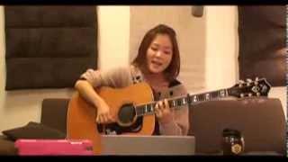 2014.2.9 森恵さんのUSTREAMライブより ・待望の2ndアルバム「10年後こ...