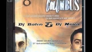 Dj Balen @ Columbus 5º   Aniversario (2001)