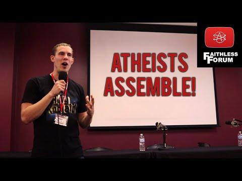 Reigniting The Atheist Movement - Thomas Westbrook (Faithless Forum 2018)
