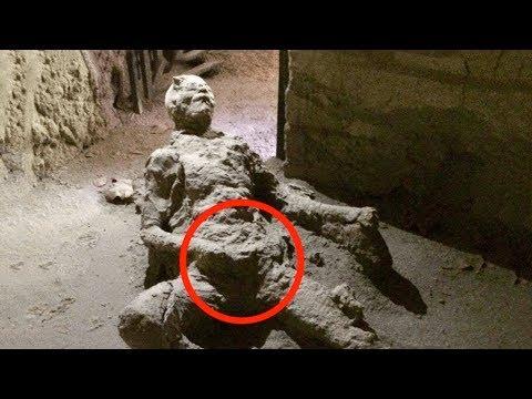 Ungewöhnliche Archäologische Entdeckungen!