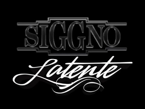 Siggno - Te amaba desde antes ft. Latente (Video Lyric)