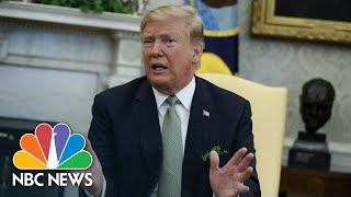 President Donald Trump To Boeing On 737 Jet Issue: 'Figure It Out Quickly' | NBC News