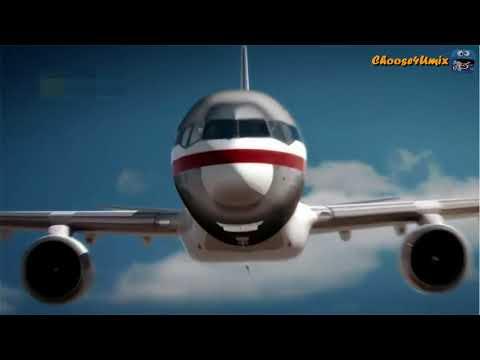 American Airlines Flight 77   Crash Animation