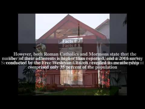 Religion in Tonga Top # 14 Facts