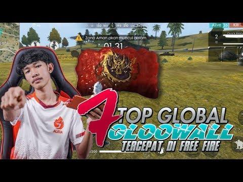 7 Top Global Gloowall Tercepat Di Game Free Fire - - #7VersiLyraSigh - 동영상