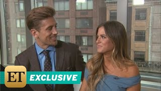 EXCLUSIVE: JoJo Fletcher & Jordan Rodgers on How Their Families Reacted to 'Bachelorette' Engagem…