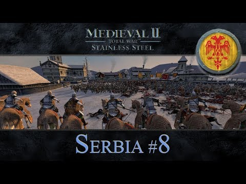 Principality of Serbia campaign Part 8 - Stainless Steel Historical Improvement Project