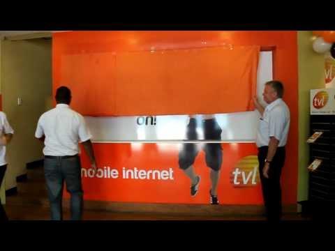 TVL launches 3G+_Press Conference3