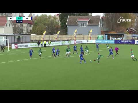 KPV Mikkeli Goals And Highlights