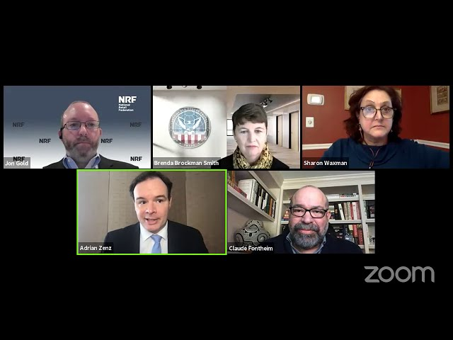 WITA Webinar: The U.S. Moves Against Forced Labor in Xinjiang