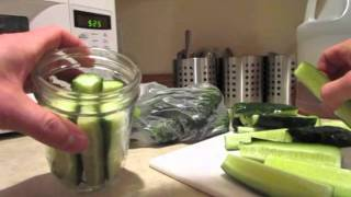 How-to Make Delicious Homemade Dill Pickles